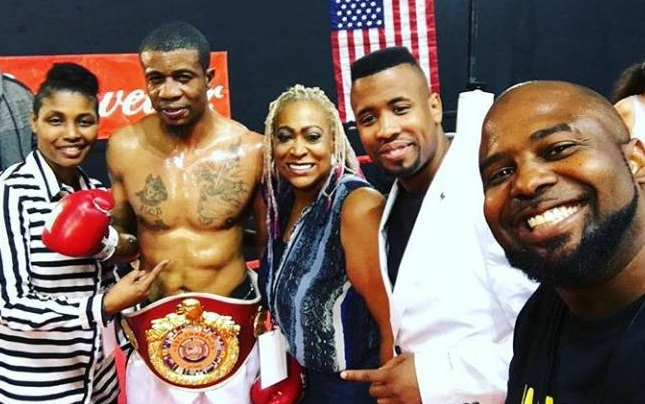 """Raynard"" New USBC Middleweight Champion"